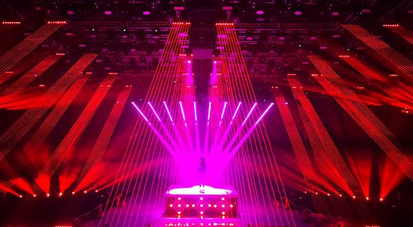 专业舞台灯光